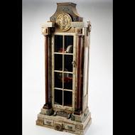 James Engelhardt: Dual Column Display Cabinet