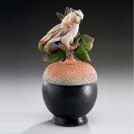 Nancy Adams: Owl Box