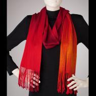 Teresa Ruch: Sunrise Bamboo/Tencel scarf