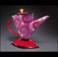 Natalie Warrens: teapot