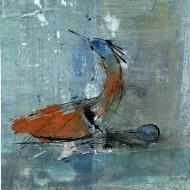 Charles Schweigert: Nesting Ibis