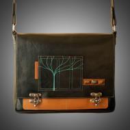 Natalie Wall: Messenger Bag