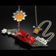 Chelsea Stone: Road Trip Necklace