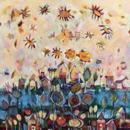 Diane Culhane: Sky Turtles