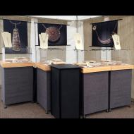 Pam Caidin: booth