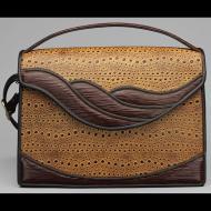 Gayle Roche: Three Waves Bag