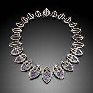 Megan Clark: Stingray Feathers Necklace