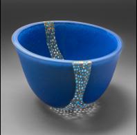 Vicki Green: Reflective Blue