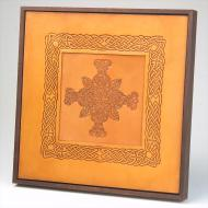 Marjorie Dwiggins: Intricate cross adapted from the Oratory of a Dominican Conv