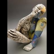 Linda Lewis: Juxtaposed self