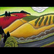 Jane Aukshunas: Odyssey in Wine Country