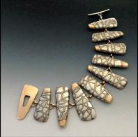 Pam Caidin: Shattered Glass Bracelet 3