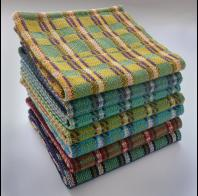 Beth Poirier: Stack of Towels