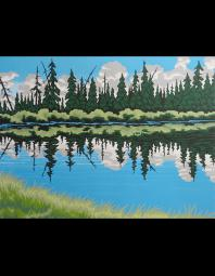 Stephen Harmston: At the Waters Edge