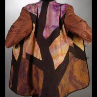 Robert Dachenhausen: Quilted Silk Coat