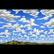 Stephen Harmston: Partly Cloudy Day