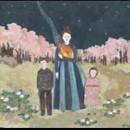 Amanda Blake: her fire guided them through the night