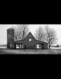 Christopher Brown: Barns of the past
