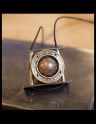 Lyndsey Rieple: Housed Steampunk Pendant